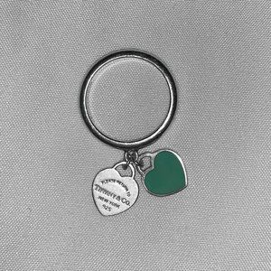 Tiffany&Co Return to Tiffany Double Heart Ring